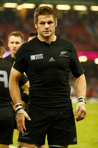 Richie Mccaw Photos - New Zealand v Georgia - Group C: Rugby World Cup 2015 - Zimbio