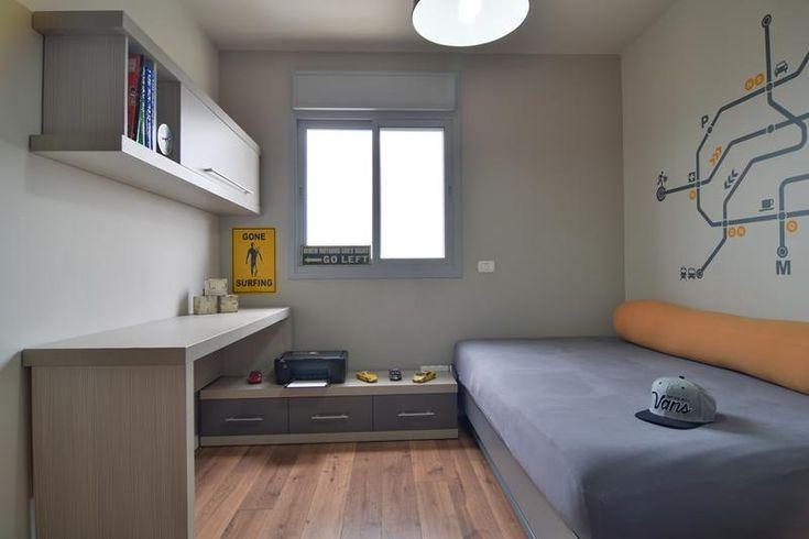 Современный деревенский дизайн комнатный пентхаус    Строительство и жилье