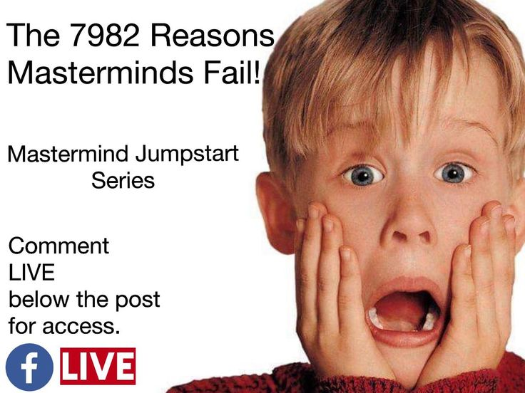 Tomorrow show I will share with you the 3 prime reasons that Masterminds fail and what you can do about each of them.  Link to Join us: https://bit.ly/LiveLouBot  Encore to 3 Ludicrous Lies link blow:  J2018 - Ludicrous Lies Webinar