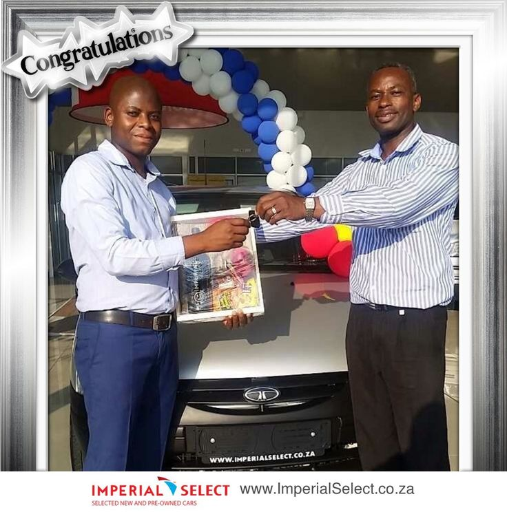 Assisted by Calvin Mazibane | 5 Stars | The Sales Executive,  Mr Calvin was very excellent and patient with...