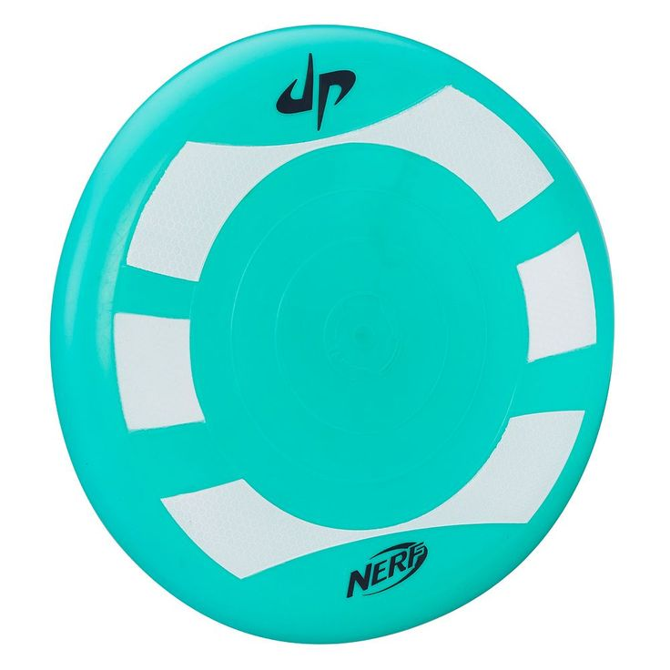 Nerf Sports Dude Perfect Flying Disc, Multicolor