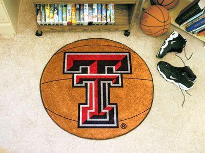 Basketball Mat - Texas Tech University