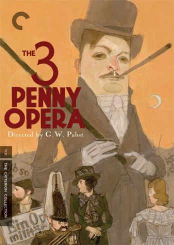 The Three Penny Opera,   Now I know where the song Mac the Knife came from :)