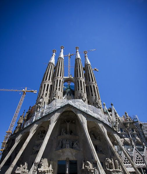 Travel In Spain Barcelona Architecture Tour: 19 Best Holidays In Images On Pinterest