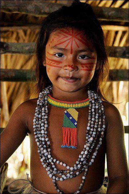 Povo Nativo do Brasil.