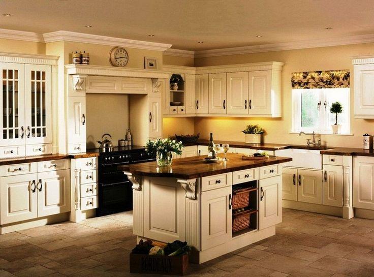 Her mutfak beyaz renklerde olmayabilir. Ve siz de mutfağınızı beyazlara boyamak isteyebilirsiniz. Çare her zaman yenisini almak değildir. Beyaz renkli bir mutfağı kendinizde baştan tasarlayab