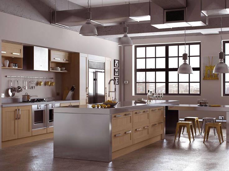 Ohio Kitchen - Contemporary Kitchens