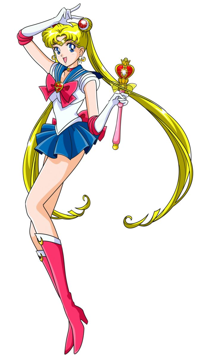 SAILOR MOON S - Sailor Moon (HD) by JackoWcastillo