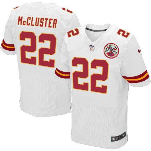 733b089fe2c10 ... dexter mccluster jersey mens nike kansas city chiefs 22 elite white  jersey size s
