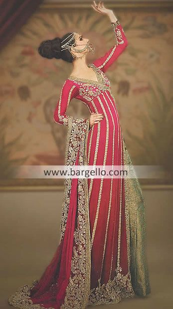 D4166 Buy Stylish and Trendy Pakistani Designer Cloths Outfits Edinburgh UK Special Occasions