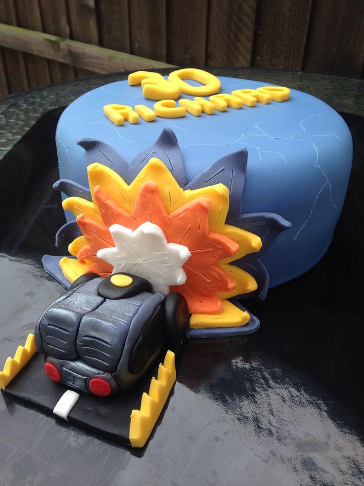 Best Birthday Cakes Edinburgh