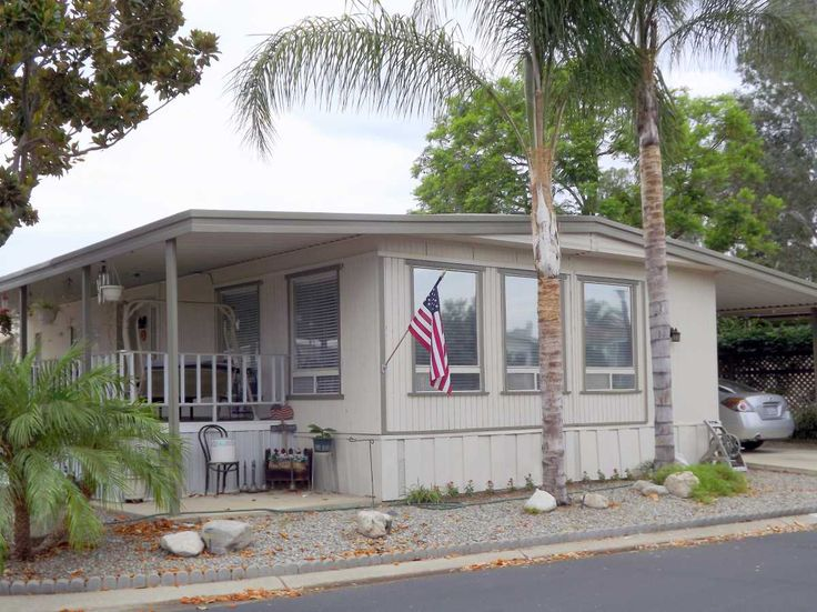 Barrington Mobile / Manufactured Home in Chino Hills, CA via MHVillage.com