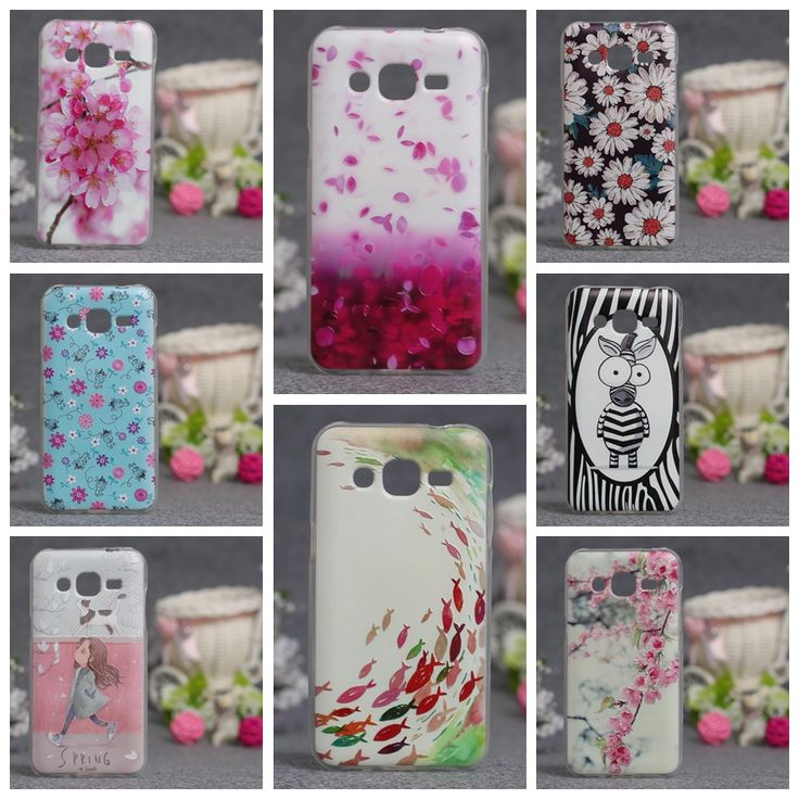 Newest For Galaxy Samsung J2 Case ,Soft Silicone TPU Cover for Samsung Galaxy J2 J200 3D Painting Phone Case Skin Hood Gel Shell
