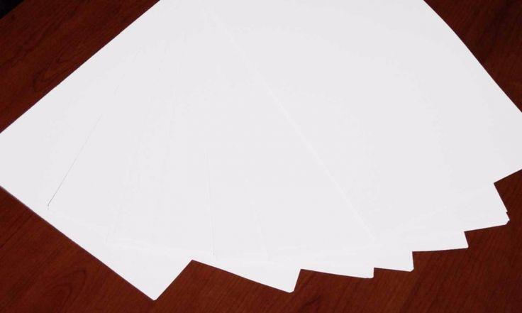 A4 Kağıdının Boyutları Neden 210 ve 297 mm Gibi Küsüratlı Sayıdır?