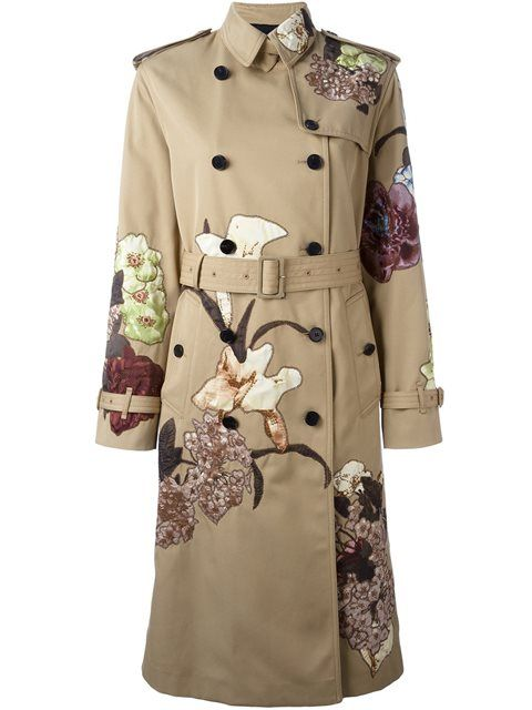 Shop Valentino 'Kimono 1997' trench coat in Vinicio from the world's best independent boutiques at farfetch.com. Shop 400 boutiques at one address.
