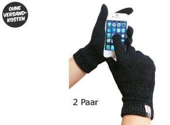 Dealclub: Zwei Paar Aglove Touchscreen-Handschuhe für 8,95 Euro frei Haus http://www.discountfan.de/artikel/technik_und_haushalt/dealclub-zwei-paar-aglove-touchscreen-handschuhe.php Das passende Schnäppchen für kalte Wintertage: Beim Dealclub sind jetzt exklusiv für Discountfans zwei Paar Agloves Touchscreen-Handschuhe für 8,95 Euro frei Haus zu haben – andere Online-Shops verlangen mindestens 14,95 Euro. Dealclub: Zwei Paar Aglove Touchscreen-Handschuhe für 8,9