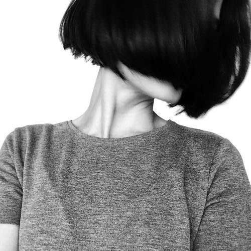 15+ Kinnlänge Bob Frisuren #Frisuren #Länge