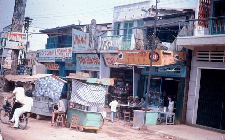Saigon, Vietnam 1967