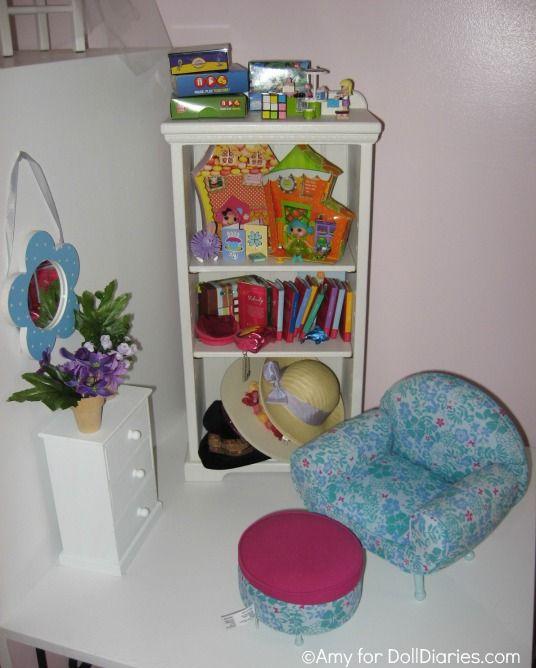 American Girl Mini Rooms Sale