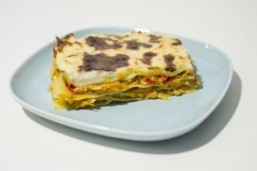 Lasaña de atún para #Mycook http://www.mycook.es/receta/lasana-de-atun/