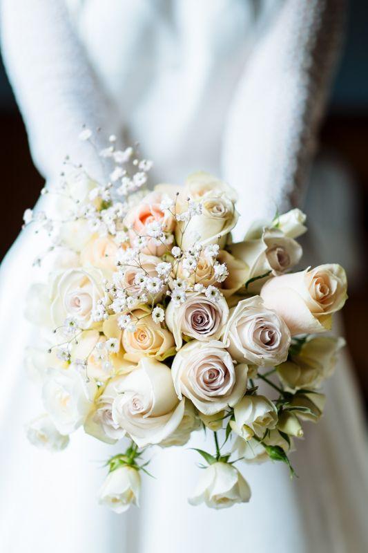 Tasmanian Vintage Wedding. Bouquet