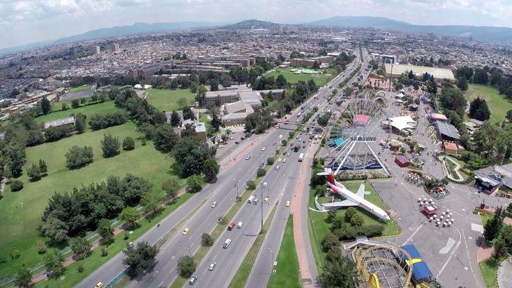 Parque Salitre Bogotá
