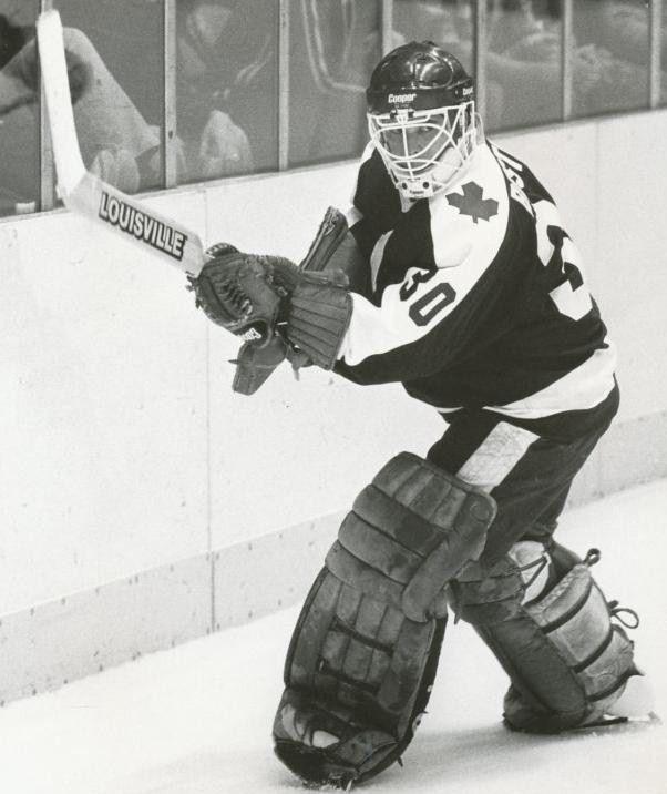 Allan Bester Maple Leafs