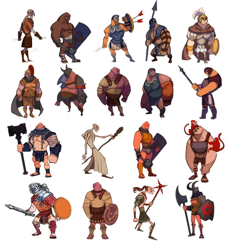 Game Character Concept Design : Best images about character design cartoon