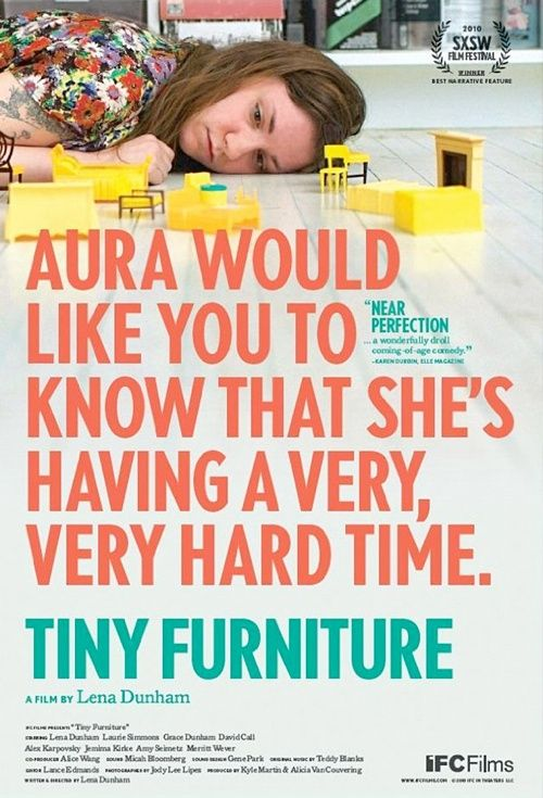 Tiny Furniture, Movie Poster