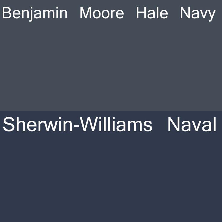 25 b sta hale navy id erna p pinterest revere pewter Sherwin williams vs benjamin moore exterior paint