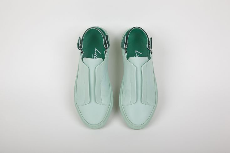 Mint Boulevard  Lutreet  shoes women sneakers fashion outfit minimal green mint girl beach sand boulevard edition venice beach young style blogger exclusive designer