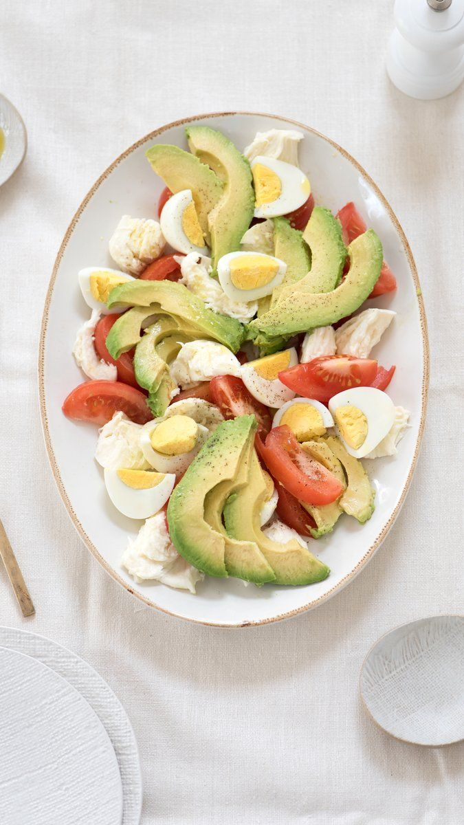 Kourtney's Signature Salad - Kourtney Kardashian Official Site