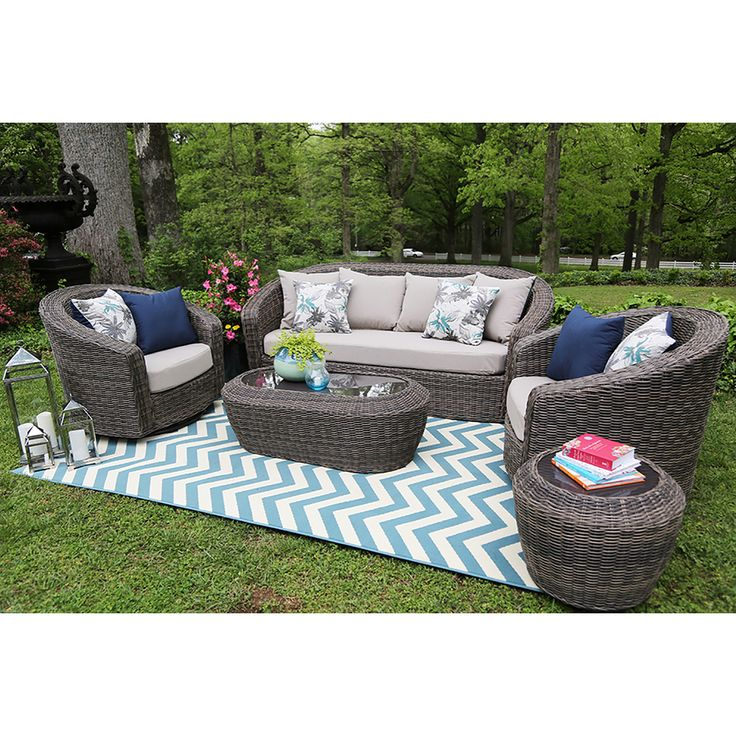 Shop AE Outdoor Anderson 5 Piece Resin Patio Conversation Set at Lowes  comBest 20 Patio conversation sets ideas on Pinterest Patio setsLowes Outdoor Living Showroom  Gazebo Penguin CACD038001 Sunflower  . Lowes Outdoor Living Sets. Home Design Ideas