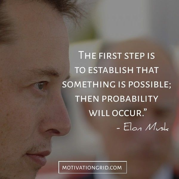 Image result for elon musk quote vision