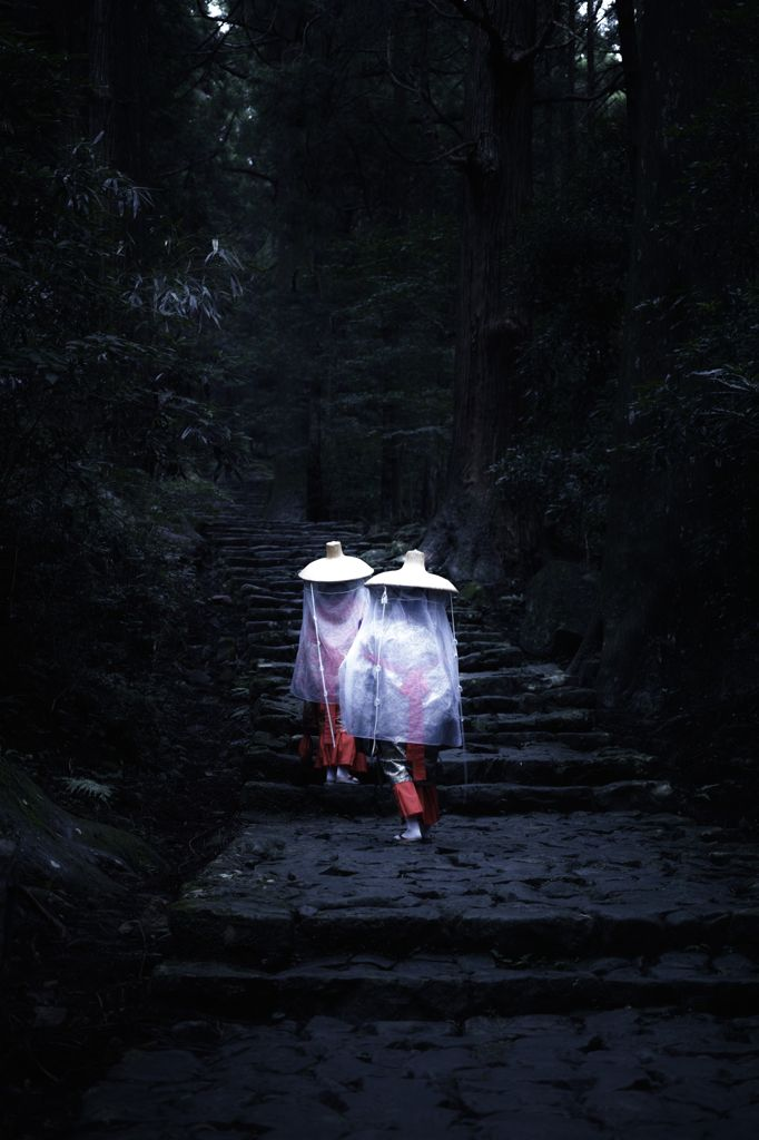 Sacred Sites and Pilgrimage Routes in the Kii Mountain Range, Japan 熊野古道