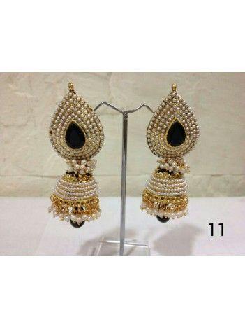 Aashiqui 2 Earrings Design 002 http://20offers.com/jewelry We ship worldwide!