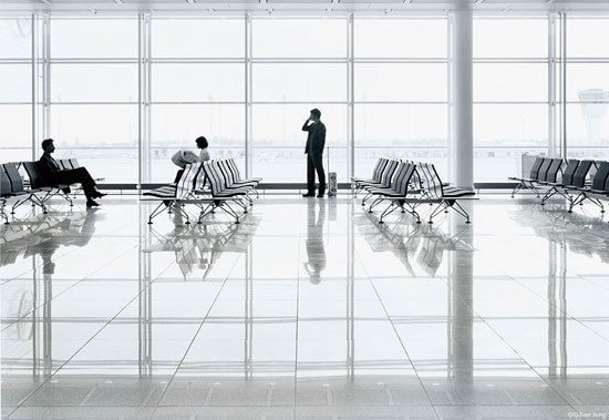 Product: Airline, Manufacturer: Vitra, Designer: Norman Foster.