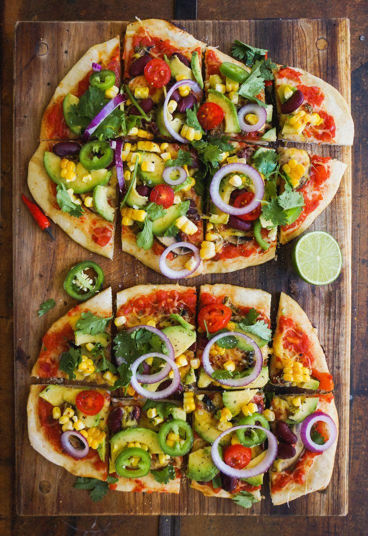 Ala Mexicana pizza