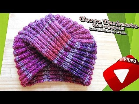 "Simple free pattern designed by Plymouth Yarns. Plymouth Encore Colorspun works the best for color changes. To see how to finish the hat go to ""how I finish ..."