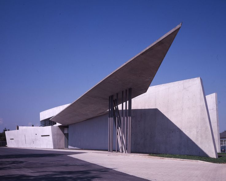Completed in 1993 in Weil am Rhein, Germany. Although Zaha Hadid began her remarkable architectural career in the late 1970s, it would not be until the 1990s that her work would lift out her...