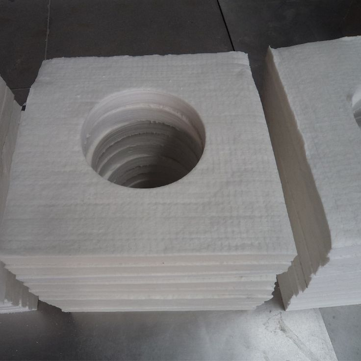 High Temperature Ceramic Fiber Furnace Insulation
