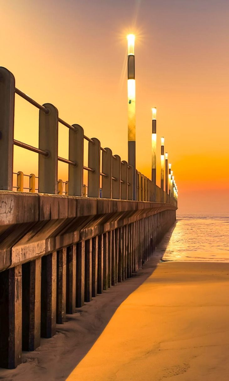 North Pier, Durban, South Africa
