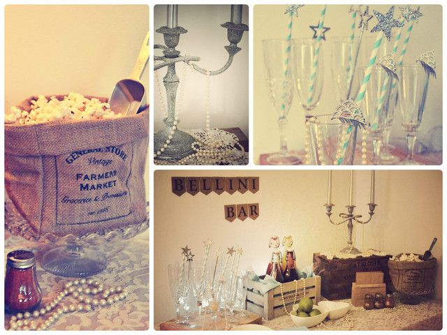 Pearls and tiaras Bridal/Wedding Shower Party Ideas | Photo 3 of 9