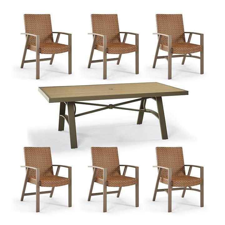 Tiller Rectangular Dining Table For The Home Pinterest