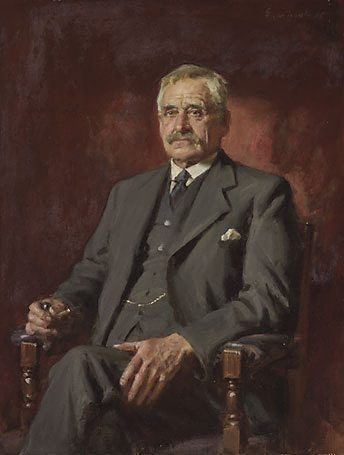 Banjo Paterson - 1935 Archibald Prize