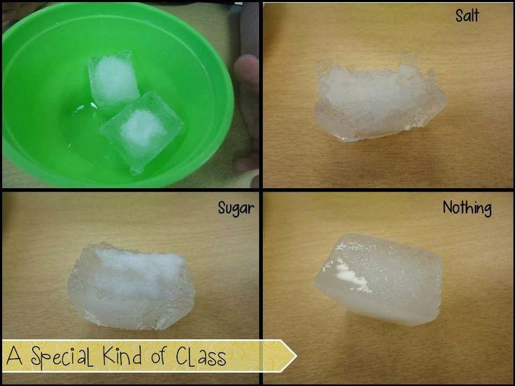 Ice Experiment