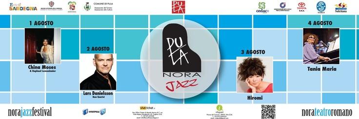 Nora Jazz Festival estate 2012