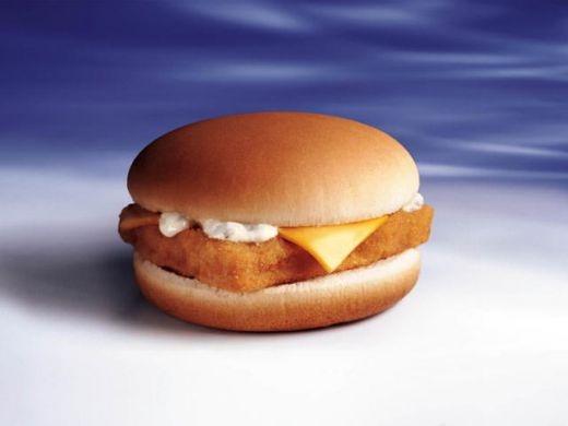 McDonald's Restaurant : McDonald's Filet of Fish