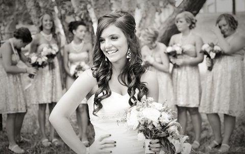 Bridal Hairstyle Inspiration: Long, Flowy, And Romantic « David Tutera Wedding Blog • It's a Bride's Life • Real Brides Blogging til I do!