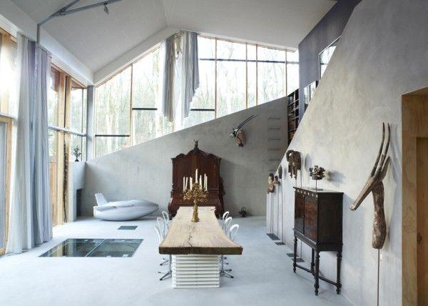 Spartan Living Room